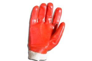 Перчатки КРАСНЫЕ маслобензостойкие